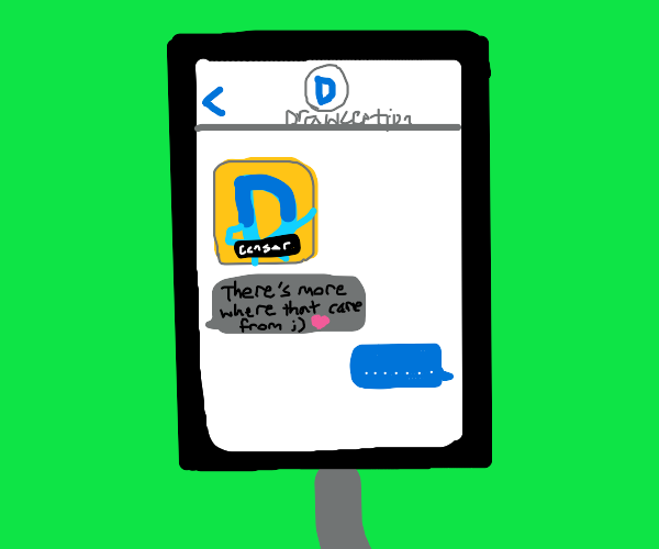 Drawception sexting