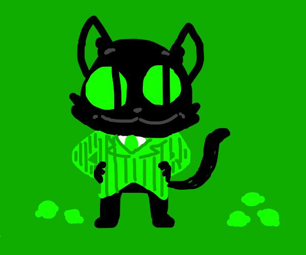 Miles (team lime mascot)