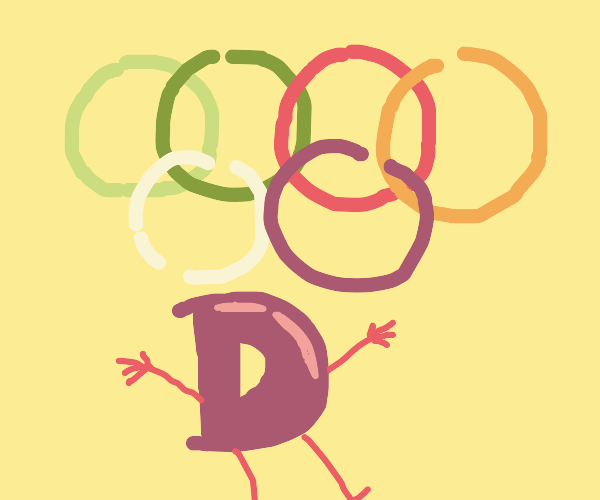 Drawception is now an Olympic sport
