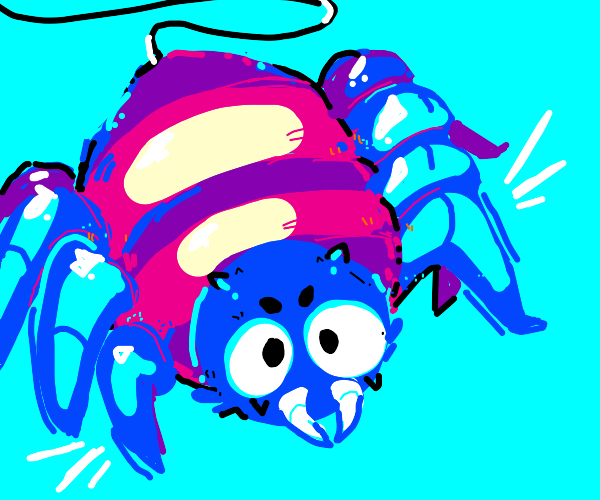 Giant Enemy Spider