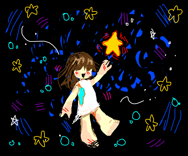 Playing with a Star