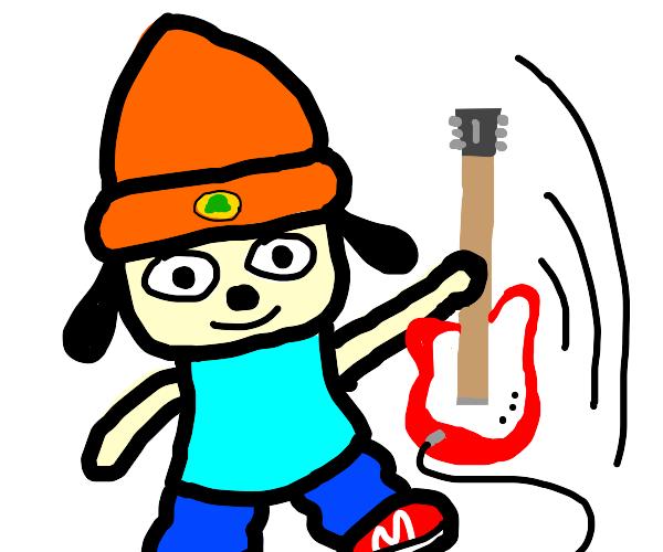 PaRappa the Rockstar