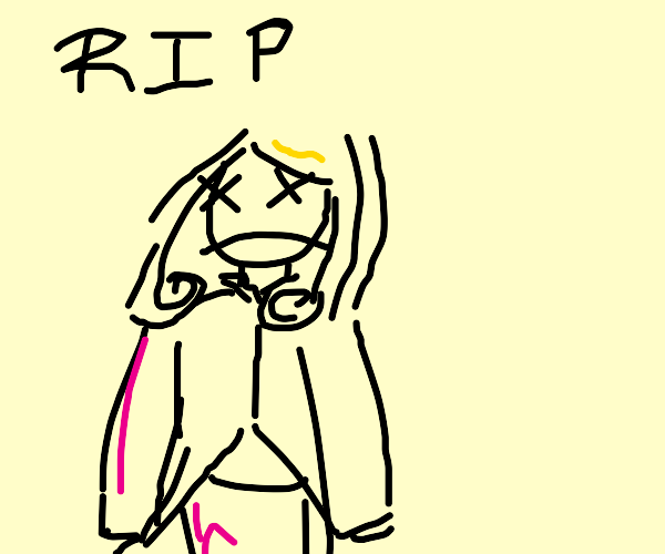 funny valentine  is ded