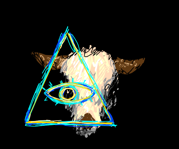 The new cow Illuminati
