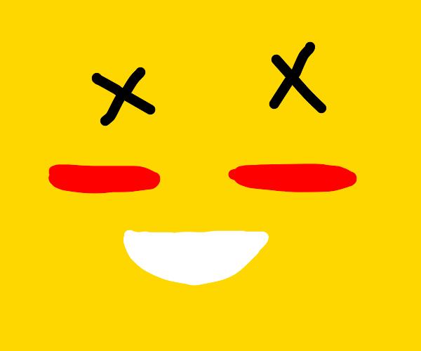 dying emoji