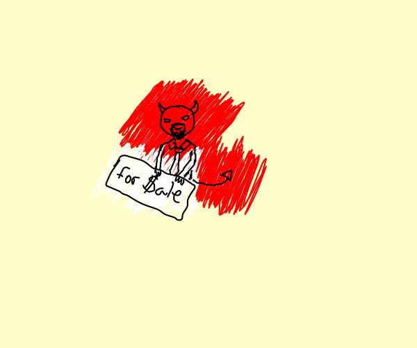 Devil Salesman