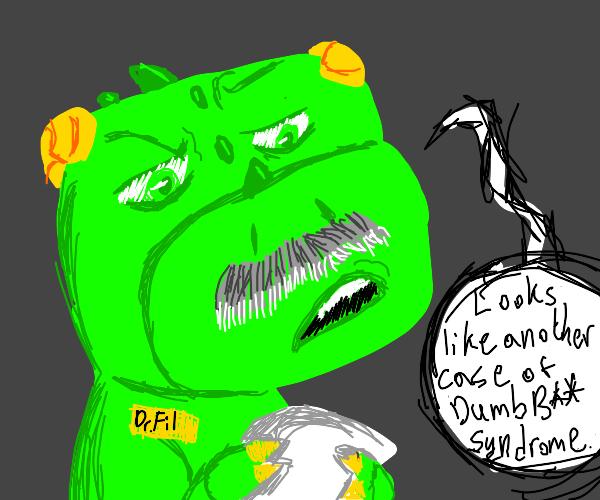 Dinosaur Dr. Phil