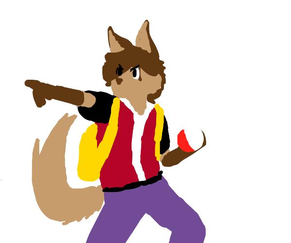 Furry Red (Pokemon)