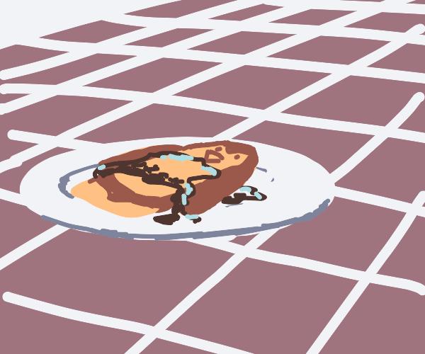 Penguin Pancake