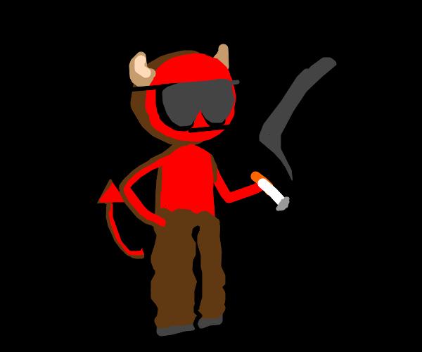 Cool devil