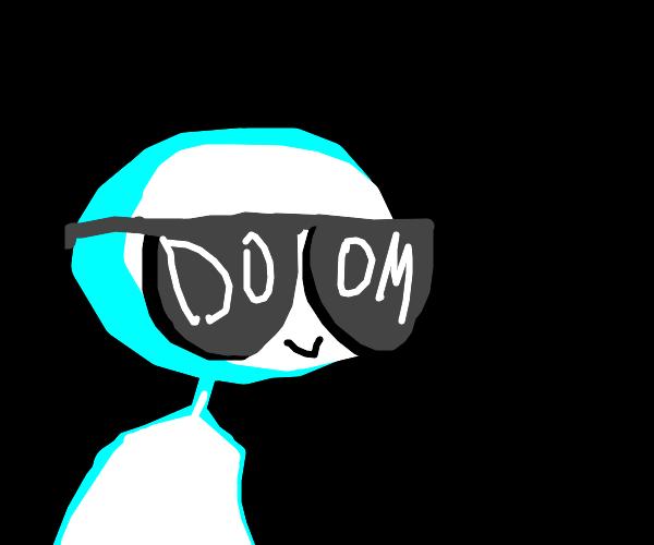 Sunglasses of doom