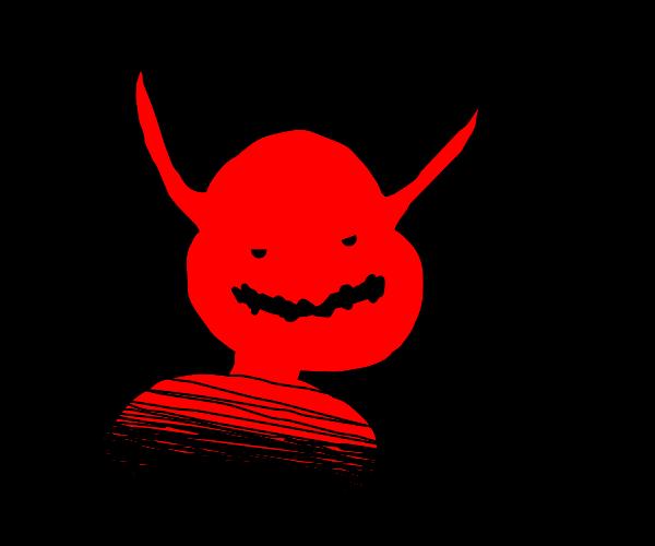 A devil with no body
