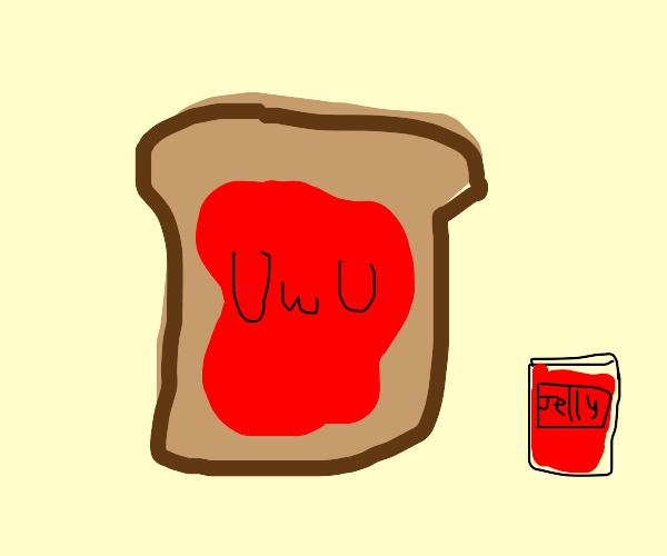 Jelly Toast UwU