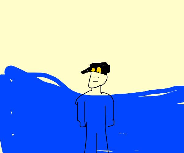 Jotaro Kujo belongs in the ocean