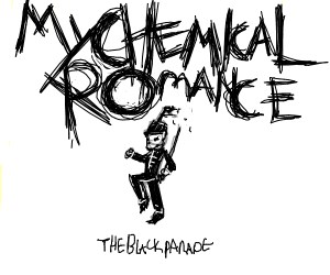 The black parade(My Chemical Romance)
