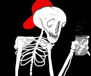 dude spook tober continues till the end bro