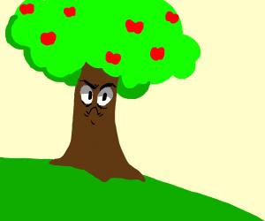 Malicious Apple Trees