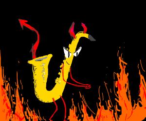 Bad Saxophone