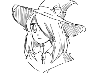 My witch academia (yay!)
