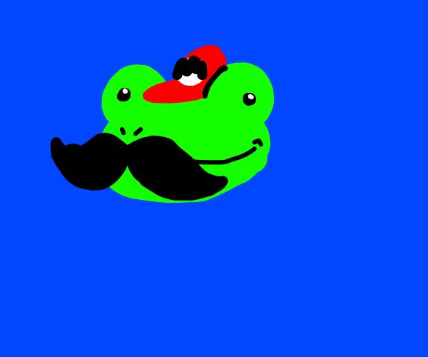 Mario Frog