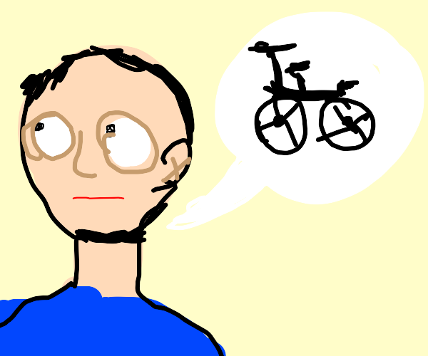 Thinking about a bike