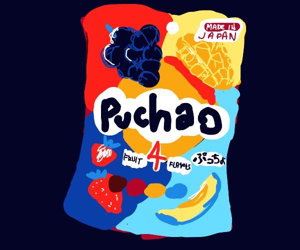 japanese puchao candy