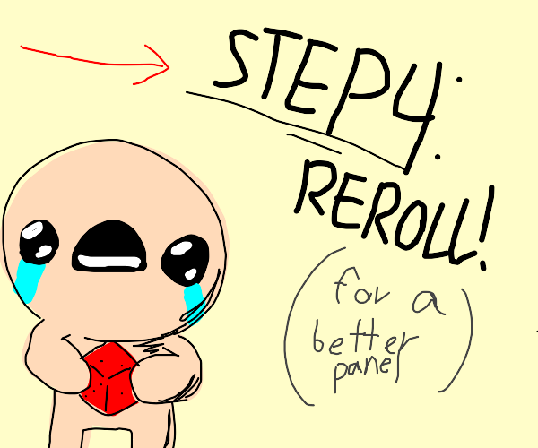 step 3: random panel!