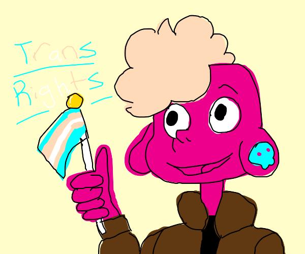 lars said trans rights