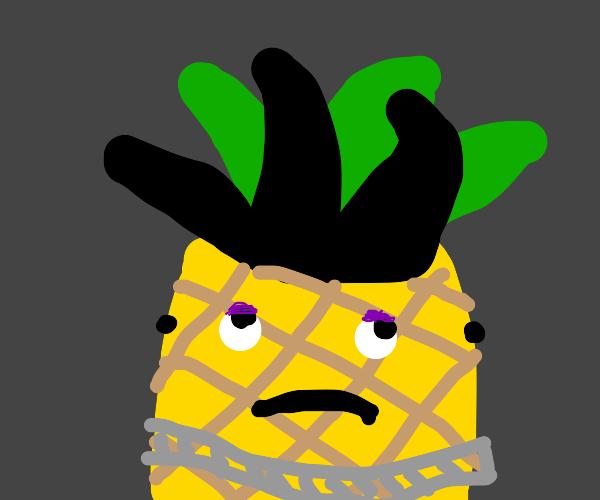 Emo pineapple