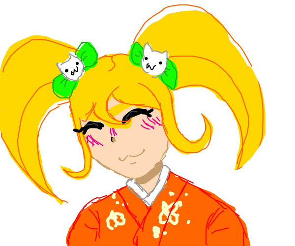 Hiyoko Saionji (Danganronpa 2)
