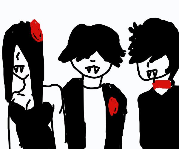 Too many vampires