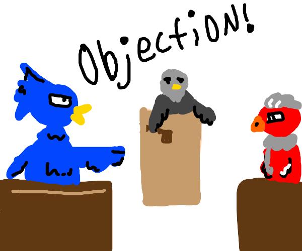 Bird Phoenix: Ace Attorney
