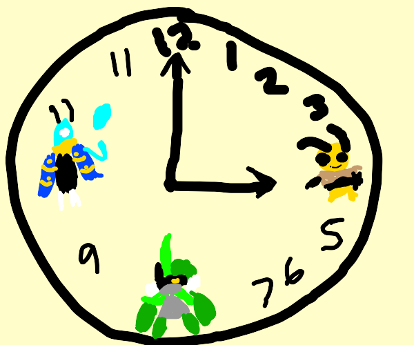 Its bug time