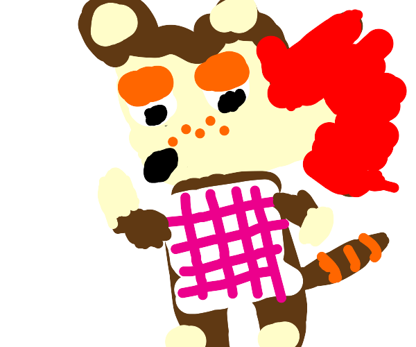 sable from animal crossing