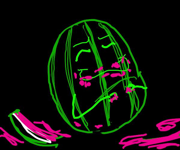 watermelon cannibal
