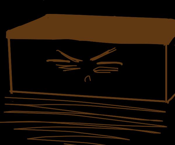 Angry box