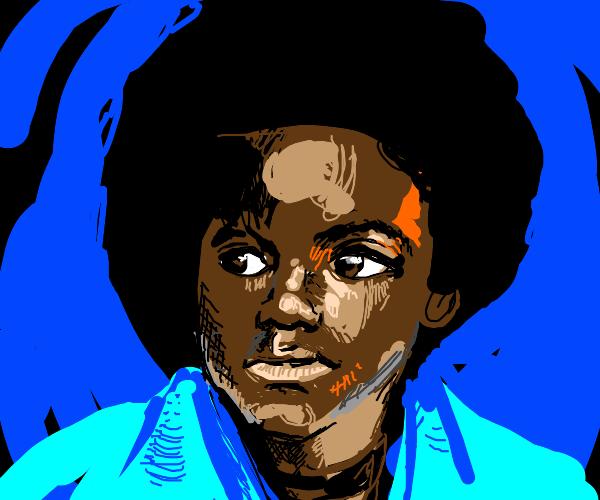 Young Michael Jackson??
