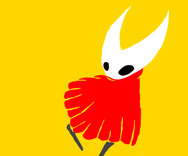 Horbet from hollow knight