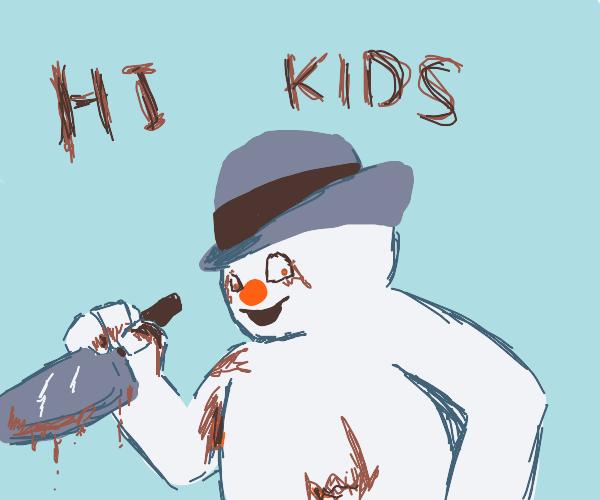 Frosty the Murderous Snowman
