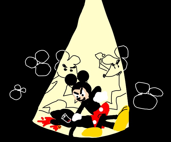 Mickey Mouse's Fighting Clubhouse