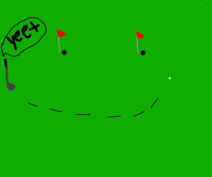 Happy Golf Course