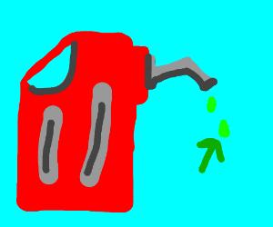 Gasoline?