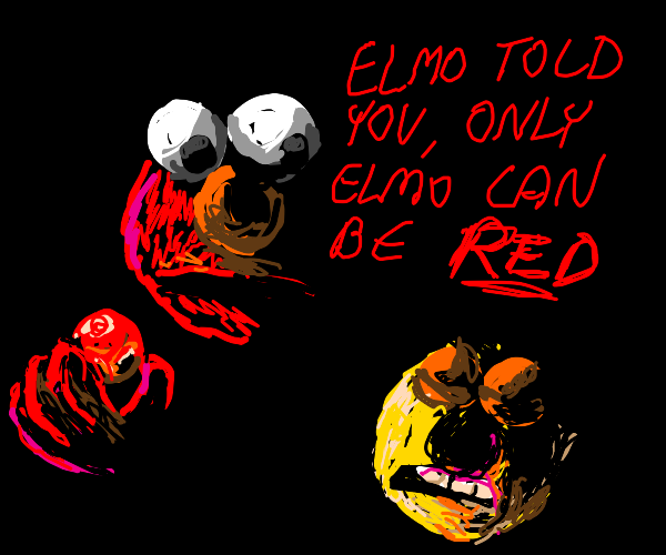 yelmo is dead and yelmo aint red