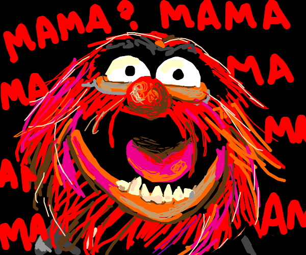 Animal (from muppets)