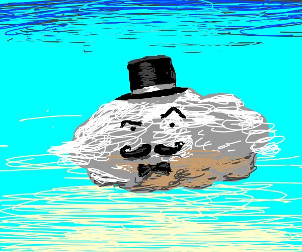 Fancy Cloud Guy