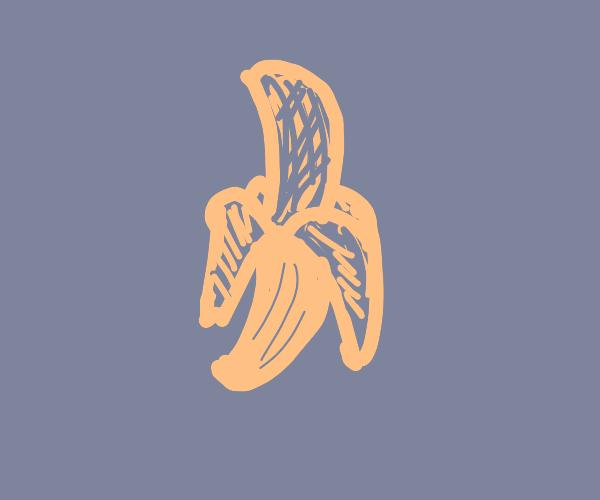 Pale banana