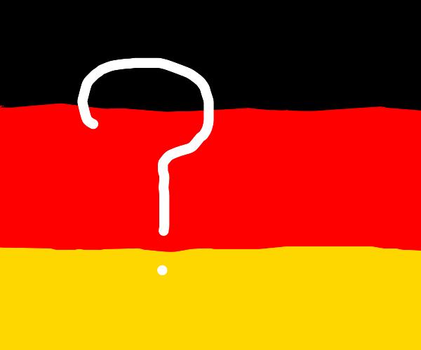 German flag?