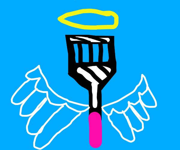The holy spatula