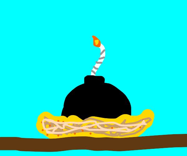 nest bomb