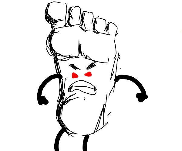 Angry Foot